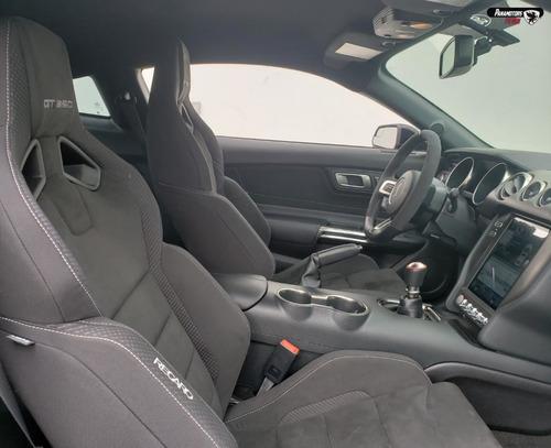 mustang shelby gt350, v8, 526 hp, tm6, recaro