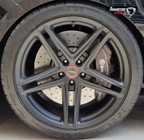 mustang shelby gt350, v8, 526 hp, tm6, recaro, negro, 2017