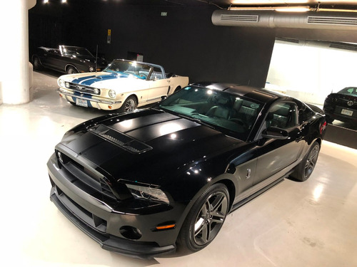 mustang shelby gt500 ford 2010