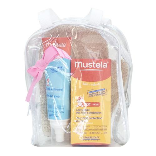 mustela kit de regalo protección solar para bebé - barulu