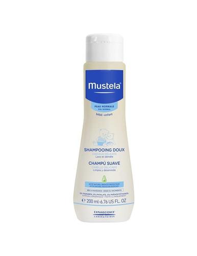 mustela shampoo suave para piel normal 200ml