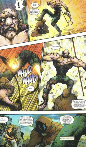 mutant earth - stan winston jurassic park - simon bisley