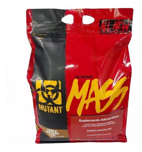 mutant mass 15 lbs ganador de peso todos los sabores