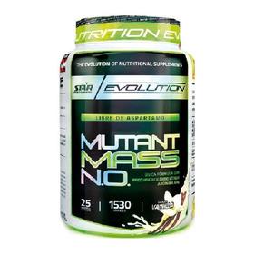 Mutant Mass Gainer Star Nutrition Usa 1.5kg Envios