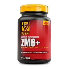 Mutant Zma+ Elevador Natural Testosterona 90 Capsulas