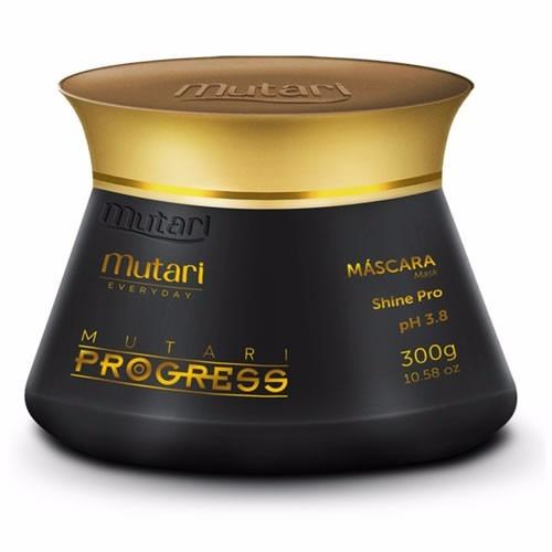 mutari progress progressiva sem formol + kit manutenção