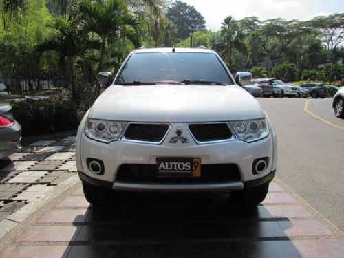 mutsubishi nativa at sec diesel 7 puestos 4x4 cc3200