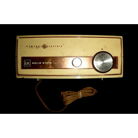 Muy Antiguo Radio General Electric - 30 Americanos