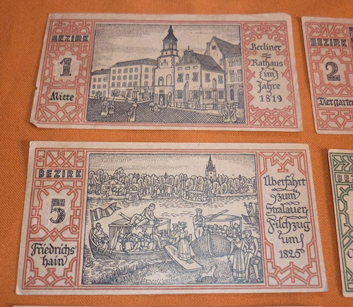 dinero alemán