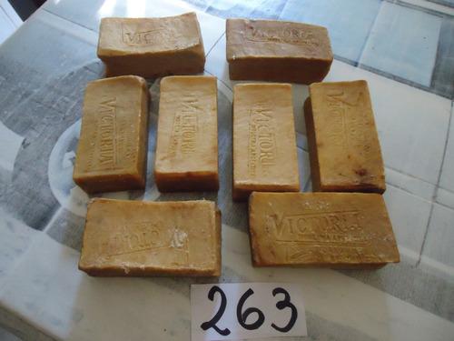 muy antiguos panes de jabon   victoria del 30 coleccion