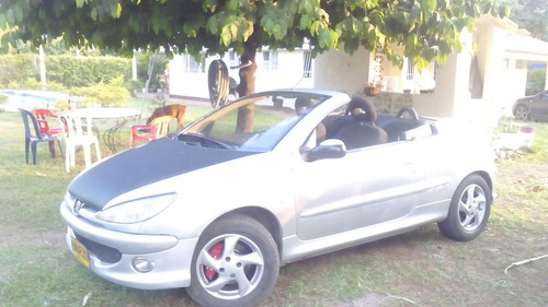 muy bonito peugeot 206 cabriolet 2003