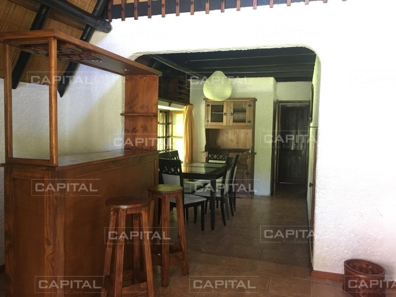 muy buen chalet en cantegril - alquiler anual-ref:27840