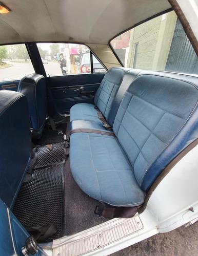 muy buen ford falcon futura 3.6 año 1980 con solo 115000km !