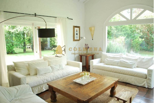 muy buena casa para vivir todo el año!! - ref: 922