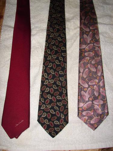muy buenas corbatas!! como nuevas!!