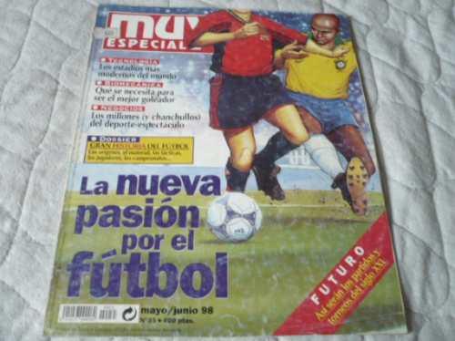 muy especial la nueva pasion por el futbol mundial ozzyperu