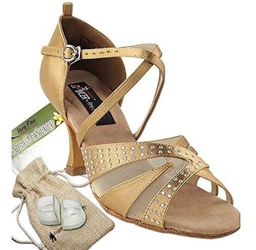 muy fino de la mujer salsa baile tango latina zapatos de bai