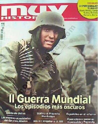 muy historia - 83.  revista de historia. ii guerra mundial