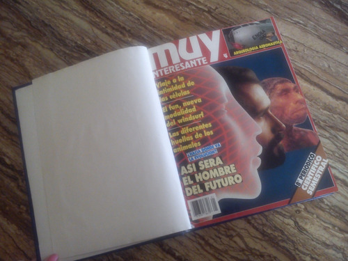 muy interesante 12 revistas año 1992