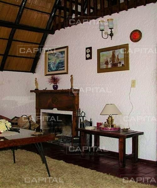 muy linda cabaña en san rafael - alquiler punta del este-ref:24782