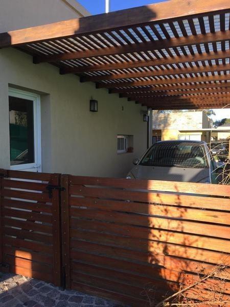 muy linda casa  104m²  2 dormitorios la angelica al 100, la angelica, pilar