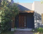 muy linda casa en barrio cerrado el recodo