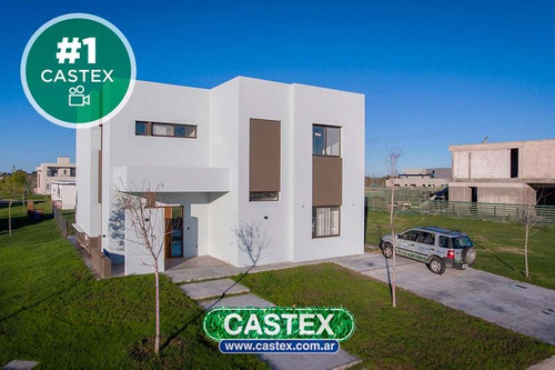 muy linda casa en venta a estrenar en araucarias  /puertos