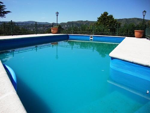 muy linda casa en venta, carlos paz, villa del lago