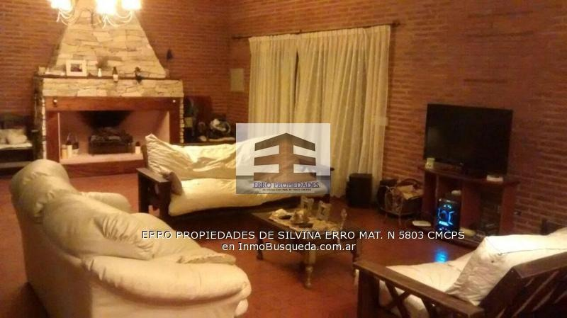 muy linda casa en venta de 3 ambientes en segundas colinas