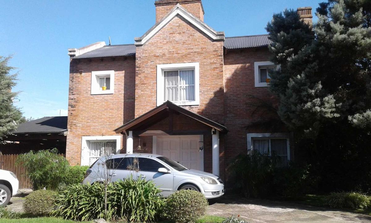 muy linda casa en venta de 4 ambientes en soles del pilar