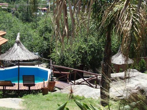 muy lindas cabañas en alquiler temporario, carlos paz 2019