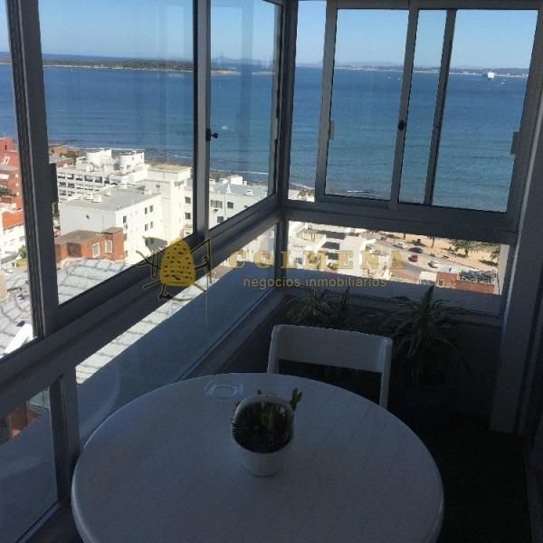 muy lindo apto 3d,  3 baños, con vista a la bahia - consulte!!-ref:10