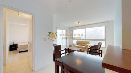 muy lindo departamento de 1 dormitorio a metros de punta shopping - ref: 1178