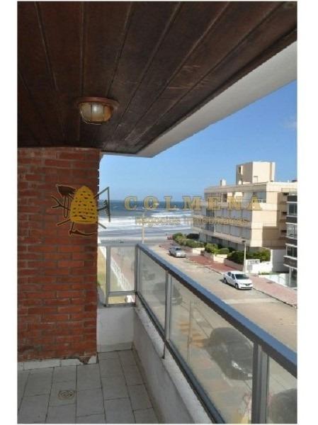 muy lindo departamento de 1 dormitorio con balcón y excelente visual- ref: 1357
