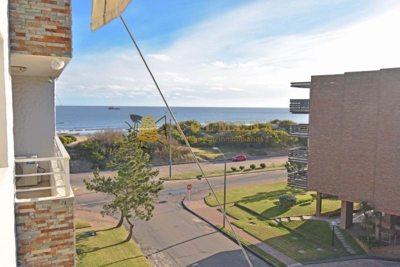 muy lindo departamento en la peninsula a metros de las playas de 1 dormitorio con balcon.-ref:571