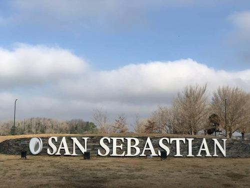 muy lindo terreno en venta en el barrio san sebastian