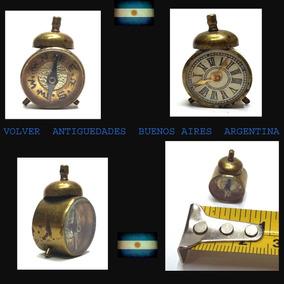 13f1ede6c72a Brujula Y Reloj Solar Antiguo en Mercado Libre Argentina