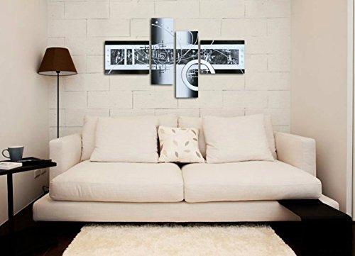 Pintura Para Salas De Estar : Muzagroo arte abstracto pintura al oleo para sala de estar