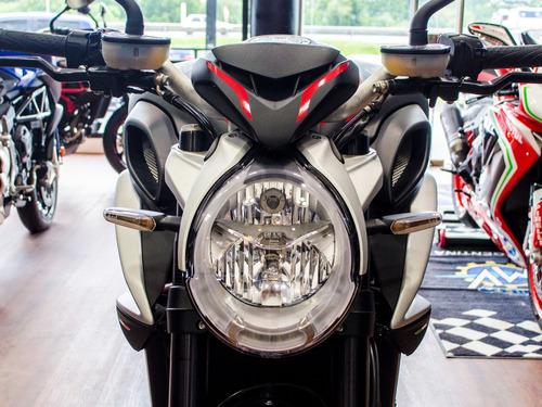 mv agusta brutale 800 única-moto plex pilar