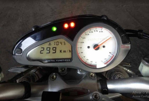 mv agusta brutale 910 s 2008 super nova, moto de garagem 4c