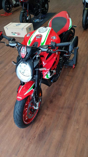 mv agusta dragster 800 rc + kit sc - no yamaha - no kawasaki