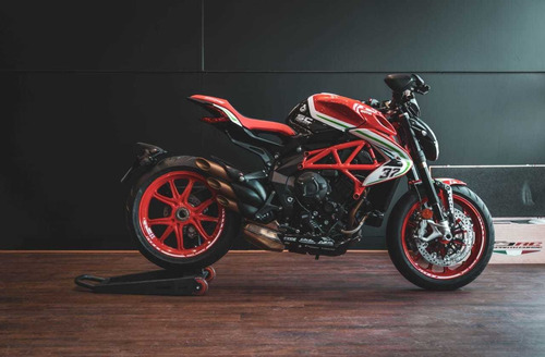 mv agusta dragster 800 rc- no monster - no z900