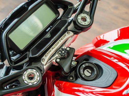 mv agusta dragster 800 reparto corse  motos deportivas 0km