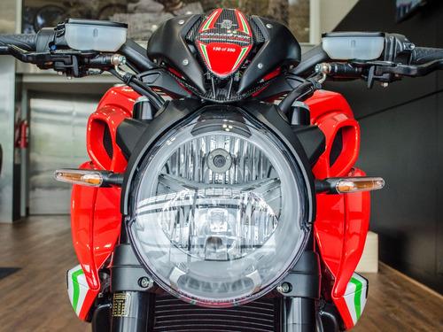 mv agusta dragster 800 reparto corse - no monster -no kawa