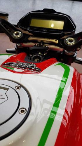 mv agusta dragster 800 reparto corse - no monster -no yamaha