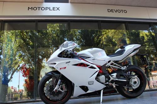 mv agusta f4 2017 usada -  motoplex devoto