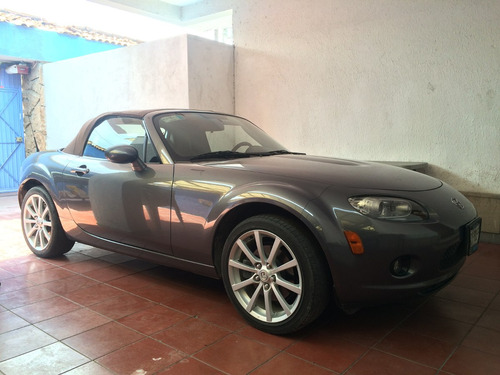 mx-5 miata grand touring convertible