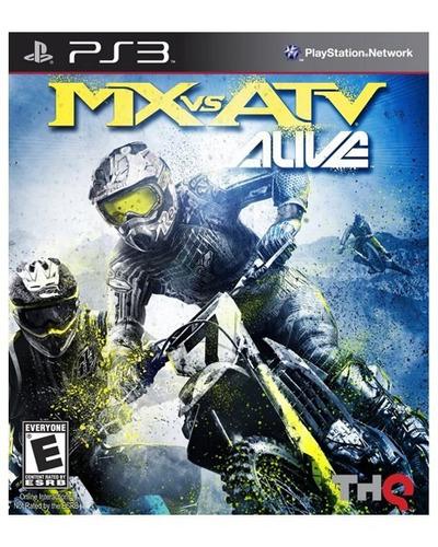 mx vs atv alive ps3