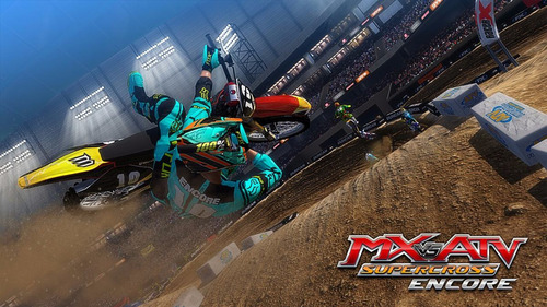 mx vs. atv supercross encore 2017 supercross +31 dlcs pc dvd