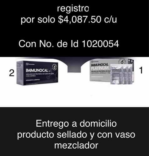 mx y platinum a precio distribuidor y promociones vigentes